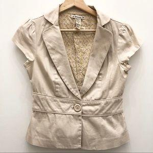 Cute Cotton Blazer 🤩